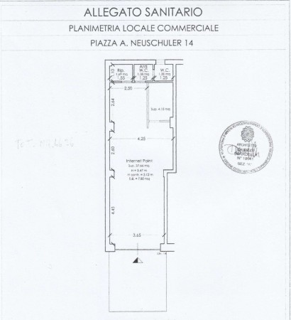 Negozio in vendita a Roma, Monteverde Portuense, 48 mq - Foto 2