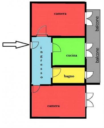 Appartamento in vendita a Genova, Sestri Ponente, Con giardino, 75 mq - Foto 22