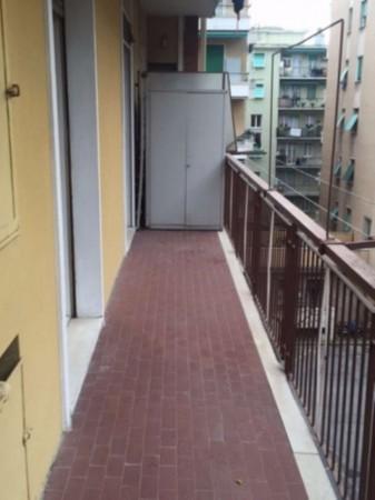 Appartamento in vendita a Genova, Sestri Ponente, Con giardino, 75 mq - Foto 8