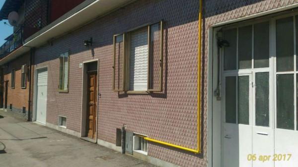 Casa indipendente in vendita a Torino, Parella, Con giardino, 260 mq - Foto 19