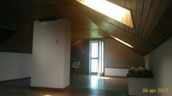 Casa indipendente in vendita a Torino, Parella, Con giardino, 260 mq - Foto 4