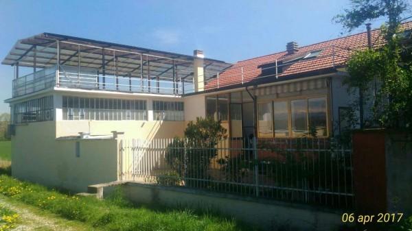 Casa indipendente in vendita a Torino, Parella, Con giardino, 260 mq - Foto 1
