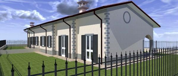 Villa in vendita a Dovera, Residenziale, Con giardino, 141 mq - Foto 8