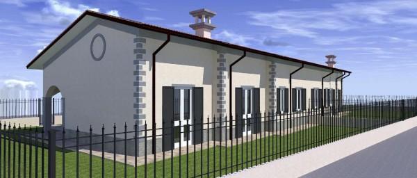 Villa in vendita a Dovera, Residenziale, Con giardino, 141 mq - Foto 9