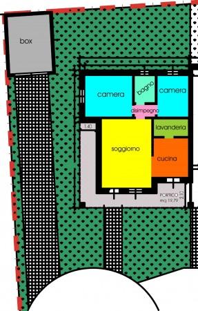Villa in vendita a Dovera, Residenziale, Con giardino, 141 mq - Foto 11