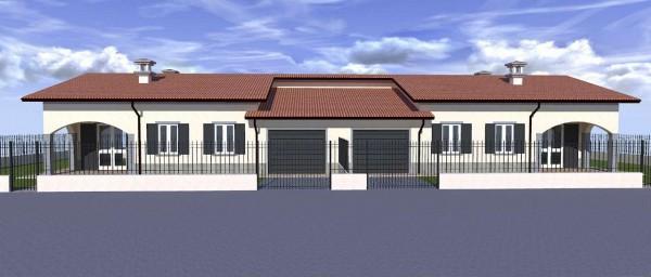 Villa in vendita a Dovera, Residenziale, Con giardino, 141 mq