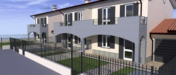 Villa in vendita a Dovera, Residenziale, Con giardino, 141 mq - Foto 3
