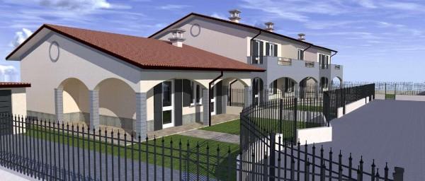Villa in vendita a Dovera, Residenziale, Con giardino, 141 mq - Foto 6