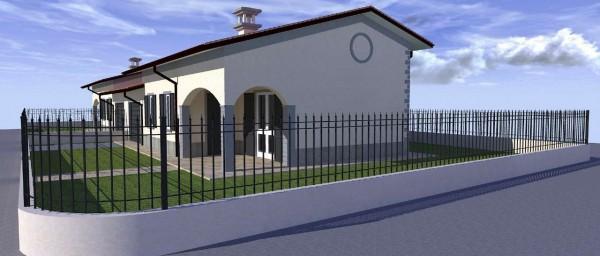 Villa in vendita a Dovera, Residenziale, Con giardino, 141 mq - Foto 10