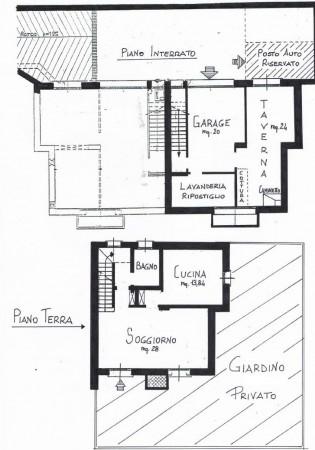 Appartamento in vendita a Selvazzano Dentro, San Domenico, Con giardino, 190 mq - Foto 3