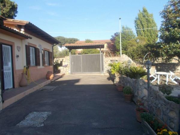 Villa in vendita a Roma, Boccea, Con giardino, 155 mq - Foto 2