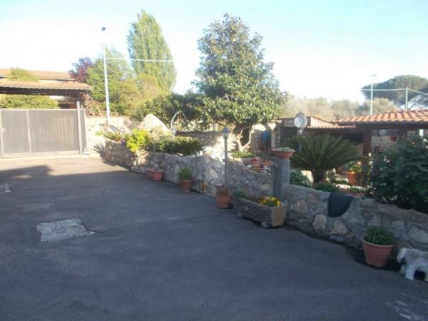 Villa in vendita a Roma, Boccea, Con giardino, 155 mq - Foto 4