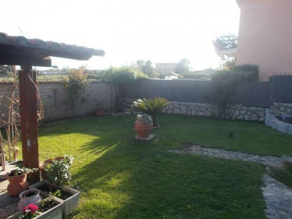 Villa in vendita a Roma, Boccea, Con giardino, 155 mq