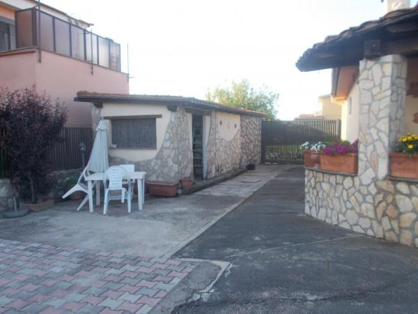 Villa in vendita a Roma, Boccea, Con giardino, 155 mq - Foto 3