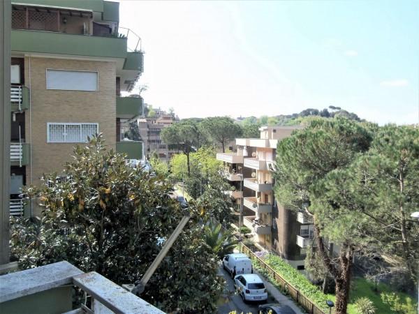 Appartamento in vendita a Roma, Cortina D'ampezzo, 142 mq - Foto 4