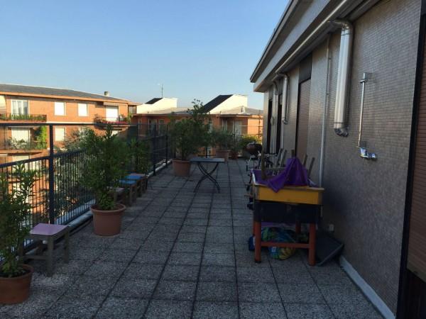 Appartamento in affitto a Monza, 180 mq - Foto 2