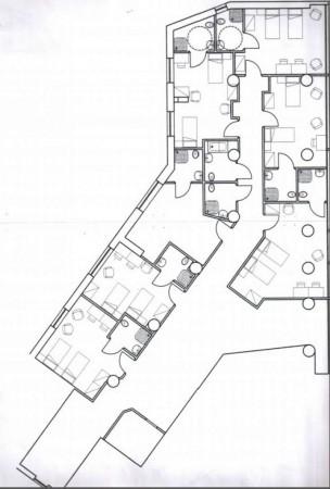 Appartamento in vendita a Napoli, Mergellina, Arredato, 279 mq - Foto 2