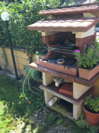 Villetta a schiera in vendita a Grottaferrata, Con giardino, 140 mq - Foto 15