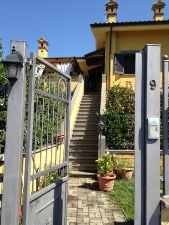 Villetta a schiera in vendita a Grottaferrata, Con giardino, 140 mq - Foto 17