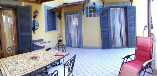 Villetta a schiera in vendita a Grottaferrata, Con giardino, 140 mq - Foto 18