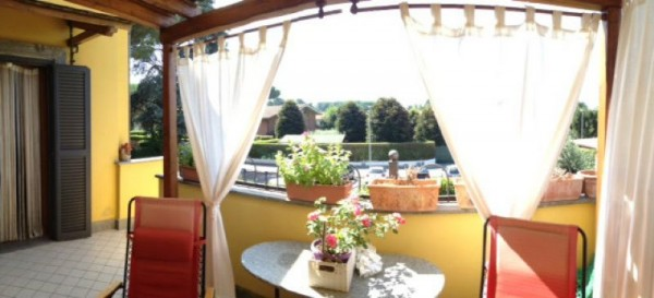 Villetta a schiera in vendita a Grottaferrata, Con giardino, 140 mq - Foto 14