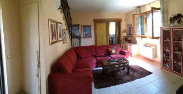 Villetta a schiera in vendita a Grottaferrata, Con giardino, 140 mq - Foto 12