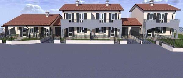 Villa in vendita a Dovera, Residenziale, Con giardino, 155 mq - Foto 9