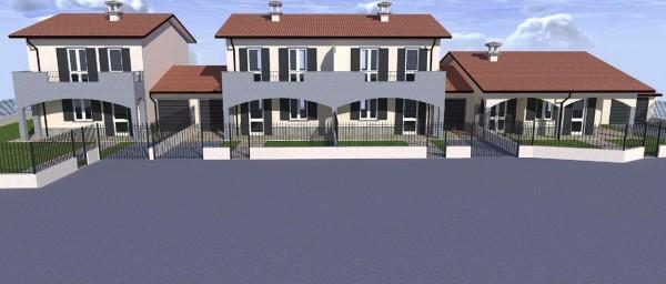 Villa in vendita a Dovera, Residenziale, Con giardino, 155 mq - Foto 3