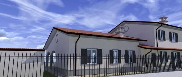 Villa in vendita a Dovera, Residenziale, Con giardino, 155 mq - Foto 5