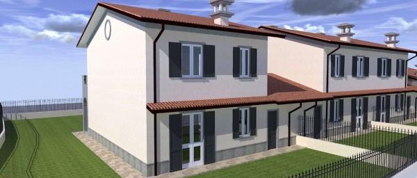 Villa in vendita a Dovera, Residenziale, Con giardino, 155 mq - Foto 6