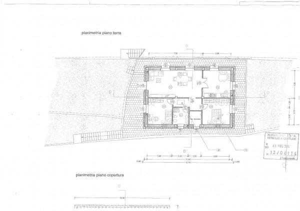 Villa in vendita a Chiavari, Maxena, Con giardino, 110 mq - Foto 22