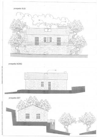 Villa in vendita a Chiavari, Maxena, Con giardino, 110 mq - Foto 20