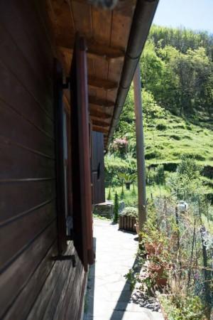 Villa in vendita a Avegno, Vescina, Con giardino, 120 mq - Foto 22