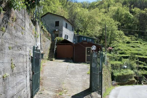 Villa in vendita a Avegno, Vescina, Con giardino, 120 mq - Foto 35