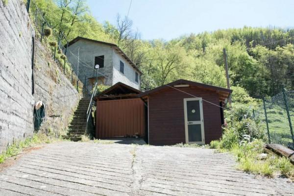 Villa in vendita a Avegno, Vescina, Con giardino, 120 mq - Foto 34