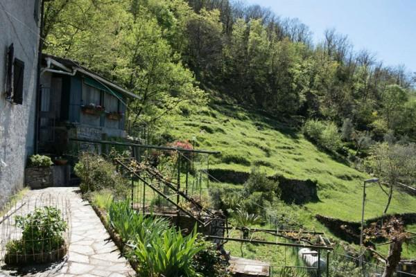 Villa in vendita a Avegno, Vescina, Con giardino, 120 mq - Foto 13