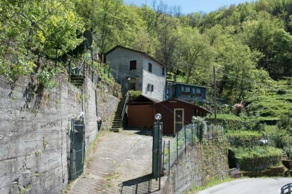 Villa in vendita a Avegno, Vescina, Con giardino, 120 mq - Foto 36
