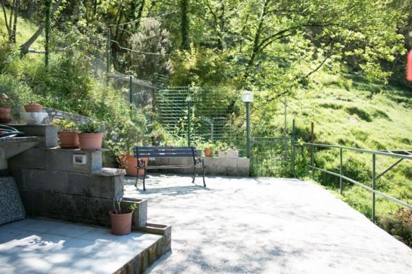 Villa in vendita a Avegno, Vescina, Con giardino, 120 mq - Foto 14