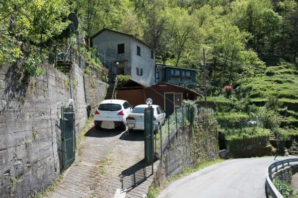 Villa in vendita a Avegno, Vescina, Con giardino, 120 mq - Foto 38