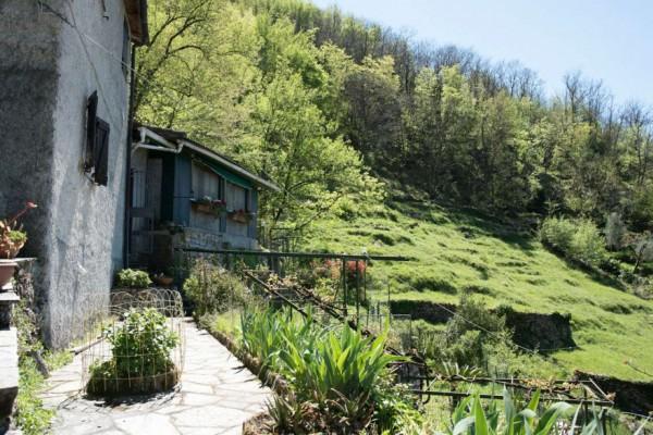 Villa in vendita a Avegno, Vescina, Con giardino, 120 mq - Foto 37