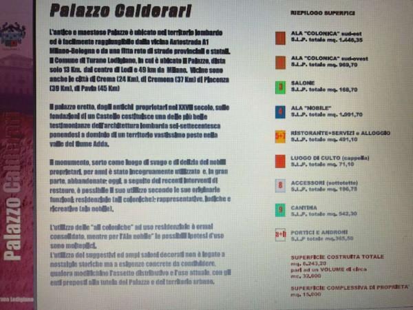 Rustico/Casale in vendita a Turano Lodigiano, 6243 mq - Foto 9