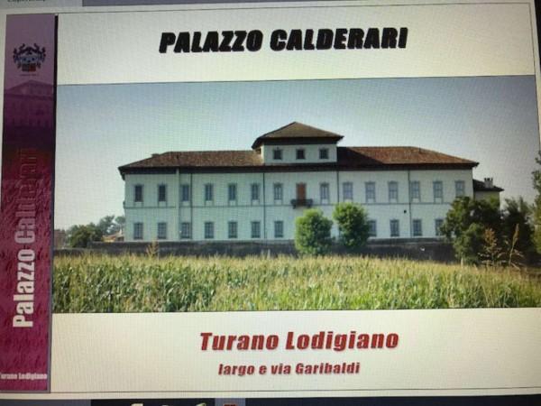 Rustico/Casale in vendita a Turano Lodigiano, 6243 mq - Foto 1