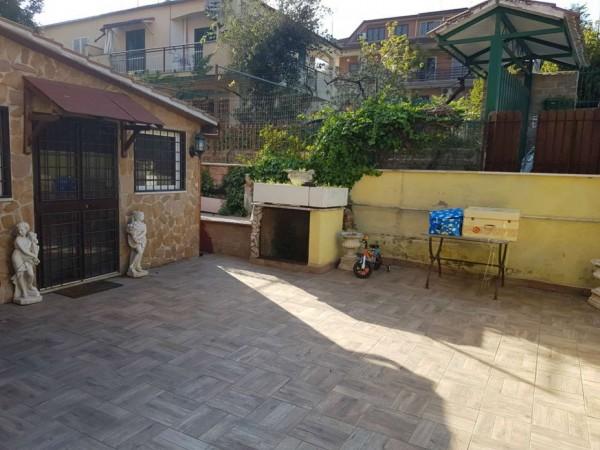 Villa in vendita a Roma, Selva Nera Boccea, Con giardino, 215 mq - Foto 3