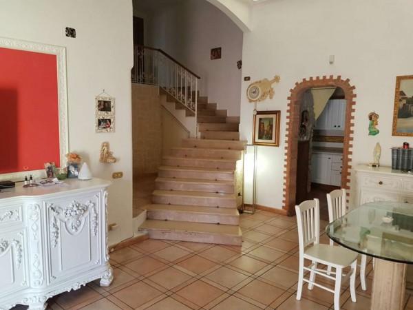 Villa in vendita a Roma, Selva Nera Boccea, Con giardino, 215 mq - Foto 21