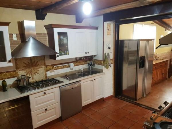 Villa in vendita a Roma, Selva Nera Boccea, Con giardino, 215 mq - Foto 19