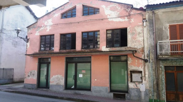 Negozio in vendita a Mombercelli, Centro Storico, 203 mq - Foto 18