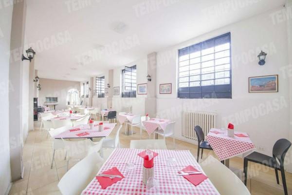 Negozio in vendita a Milano, Affori Centro/bovisa, Con giardino, 380 mq - Foto 14