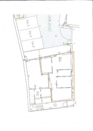 Appartamento in vendita a Giaveno, Con giardino, 78 mq - Foto 3