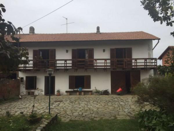 Casa indipendente in vendita a Mazzè, Barengo Di Mazzè, Con giardino, 160 mq