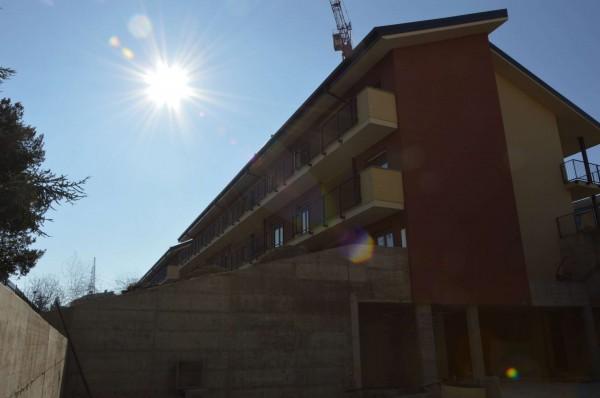 Appartamento in vendita a Pino Torinese, Con giardino, 157 mq